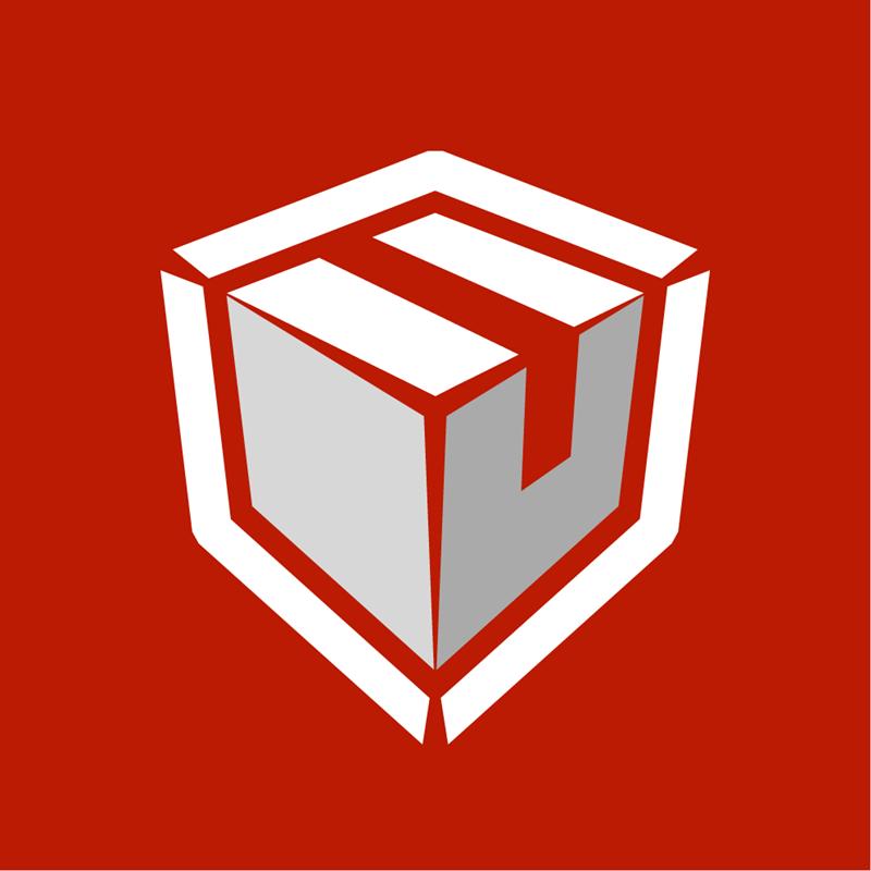 Csomagküldő logo symbolum