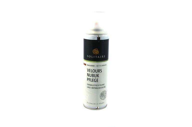 Solitaire velúr/nubuk ápoló spray - 5886