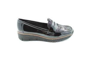 Rieker női cipő - 53732-01
