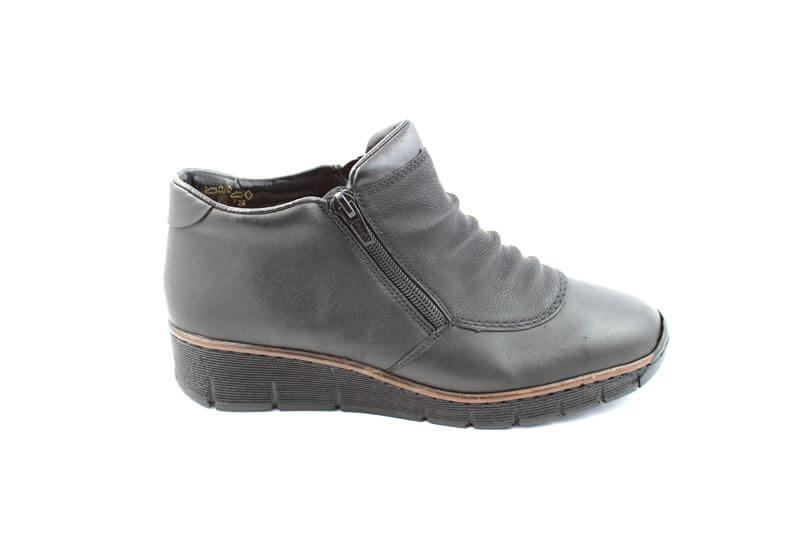 Rieker női bokacsizma Z7686 VIBA cipő webáruház