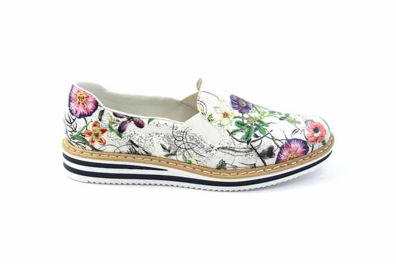 Rieker női bakancs 79633 VIBA cipő webáruház