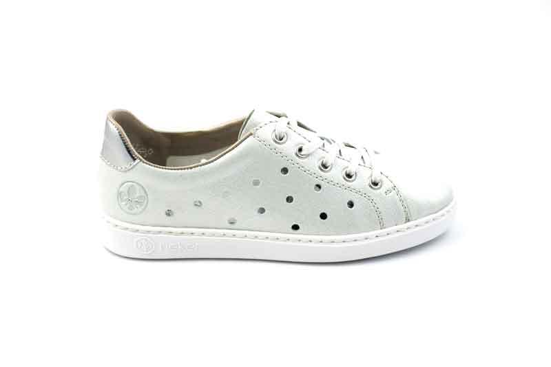 Rieker női cipő - N4896-80