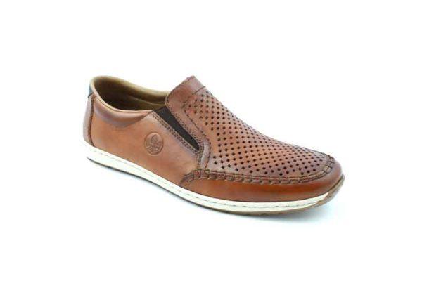Rieker férfi cipő - 08868-24