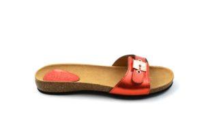 Scholl női papucs - Bahamais - Rouge