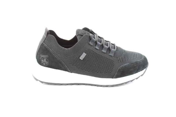 Rieker női cipő - N8010-00 - RiekerTEX
