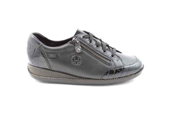 Rieker női cipő - 44201-00